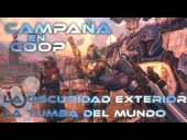 Video Destiny - Destiny - Walkthrough #5- La Oscuridad Exterior-La Tumba del Mundo-Coop-Dif�cil-Espa�ol- Gu�a 100%