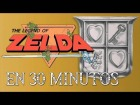Video: HISTORIA DE LOS VIDEOJUEGOS | THE LEGEND OF ZELDA en 30 minutos