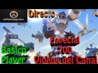 Video: Overwatch Gameplay Espa�ol | PC XONE PS4 HD | Let's play Overwatch | DIRECTO #466
