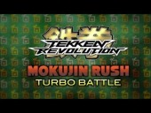 Video Tekken Revolution - Tekken Revolution, Mokujin Rush Turbo Battle, trailer [PS3]