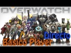 V�deo: Overwatch Gameplay Espa�ol | PC XONE PS4 HD | Let's play Overwatch | DIRECTO #475