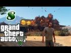 V�deo: GTA V (8) Aviones, Fuego y  Destrucci�n (Trevor)