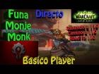 V�deo: World Of Warcraft: Legion Gameplay Espa�ol | PC MAC HD | Let's play World Of Warcraft | DIRECTO #525