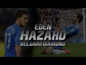 "Video FIFA 14 - Eden Hazard ""Blue Diamond from Belgium"" 