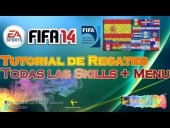 Video FIFA 14 - FIFA 14 Modo Carrera DT: Los Regates #8