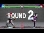 Video: SFV Online Matches Infiltration (Akuma) Vs Dunhill (Juri)