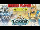 Video: Lords Mobile Gameplay Español | Free to play | Let's play Lords Mobile | DIRECTO #908