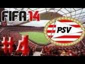 """V�deo FIFA 14 - Fifa 14: PSV Eindhoven Modo Carrera - Ep.4 """"Buena Din�mica"""""""