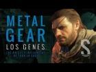 V�deo: Metal Gear. Los Genes
