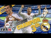 Video FIFA 14 - FIFA 14 | Season Champion Final - 3th Division [PS4 - NextGen] PlayStation 4