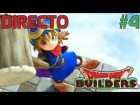Video: Dragon Quest Builders - Directo 4# - Español - Guía 100% - Desafios del Capítulo 2 - Nintendo Switch