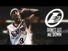Video: | MIX | Allen Iverson • Don't let me down • FV SPORTS ®