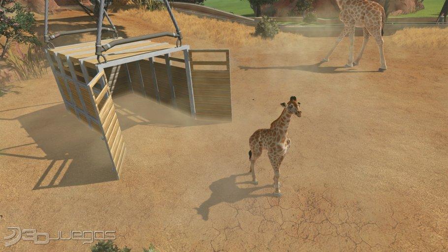 Zoo Tycoon XBOX 360 ESPAÑOL (Region FREE) (XGD3) (STRANGE) 10