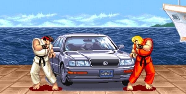 El bonus del coche de Street Fighter 2 se adaptará a la realidad virtual