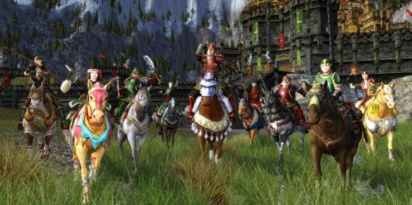 Lord of the Rings Online pone a la venta personajes de nivel 50 por tiempo limitado