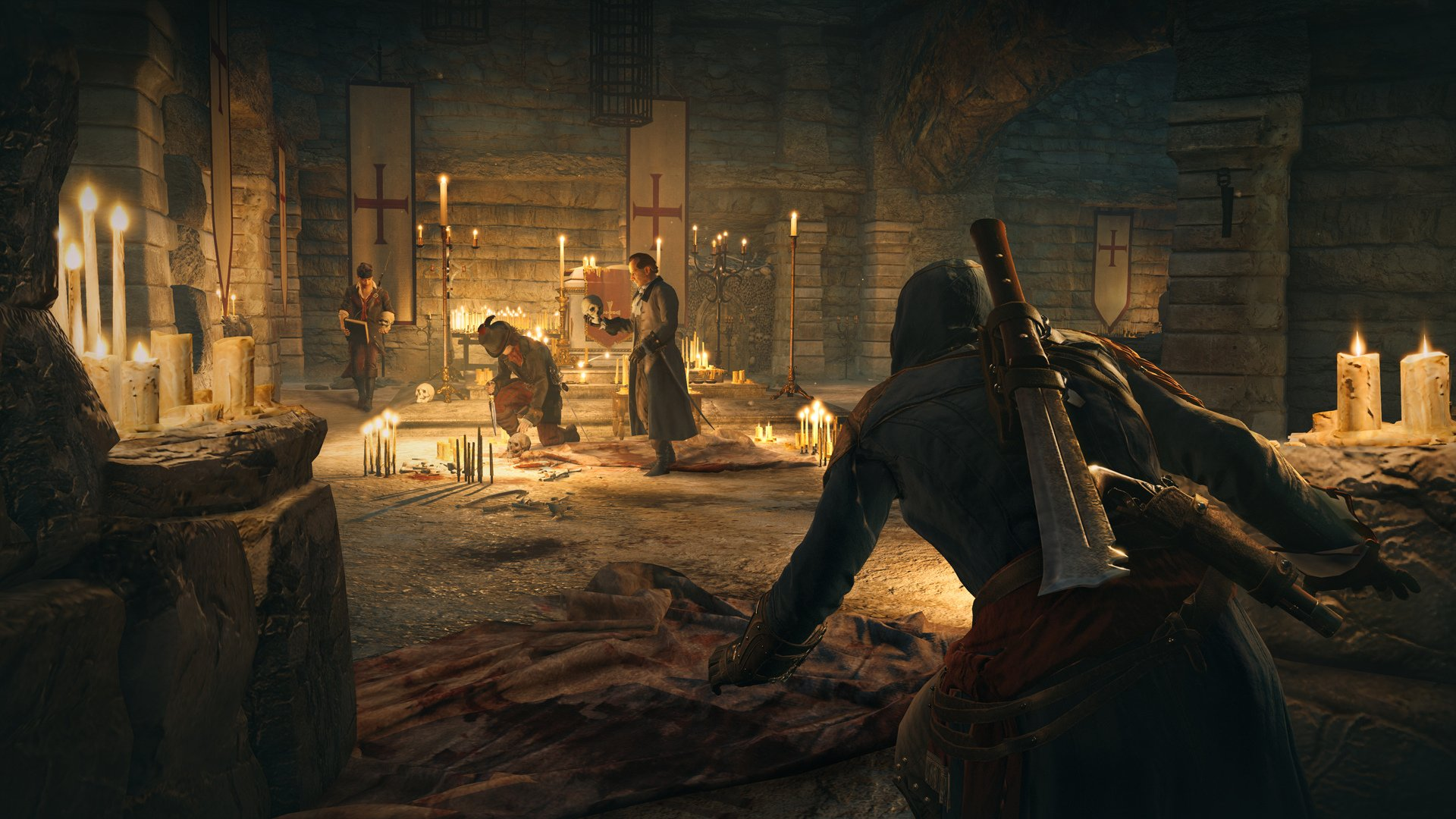 Assassin's Creed Unity - Análisis - Reviews en Taringa!