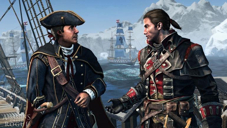 Rumor: Assassin's Creed: Rogue podría acabar en PS4 y Xbox One Assassin_s_creed_comet-3894435