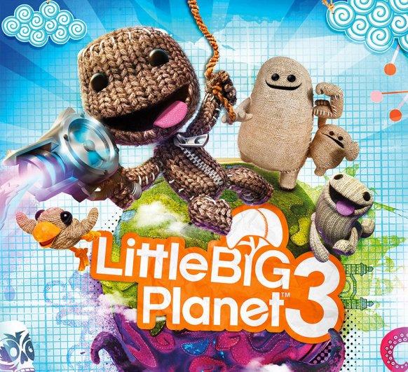 LittleBigPlanet 3 será retrocompatible con los contenidos de sus antecesores
