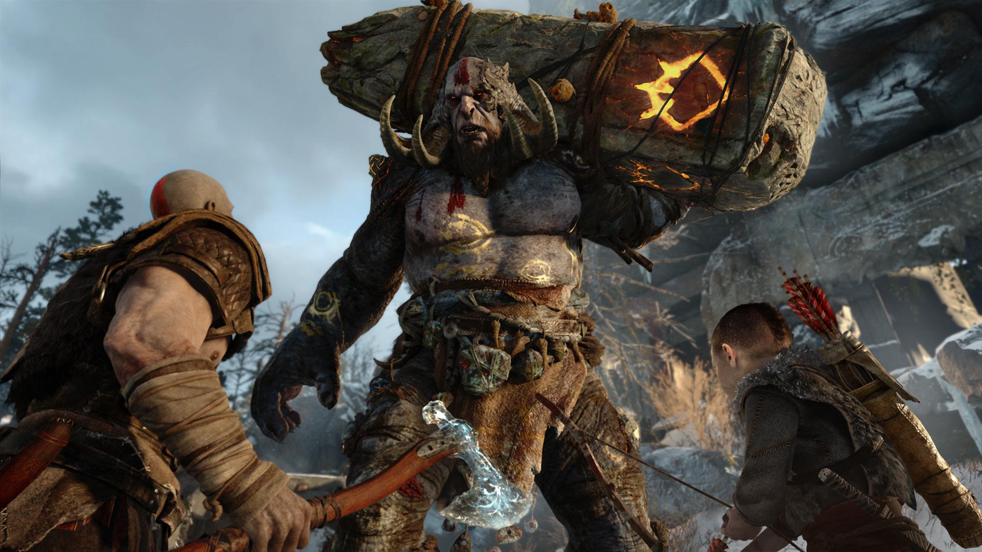 Resultado de imagen para god of war ps4