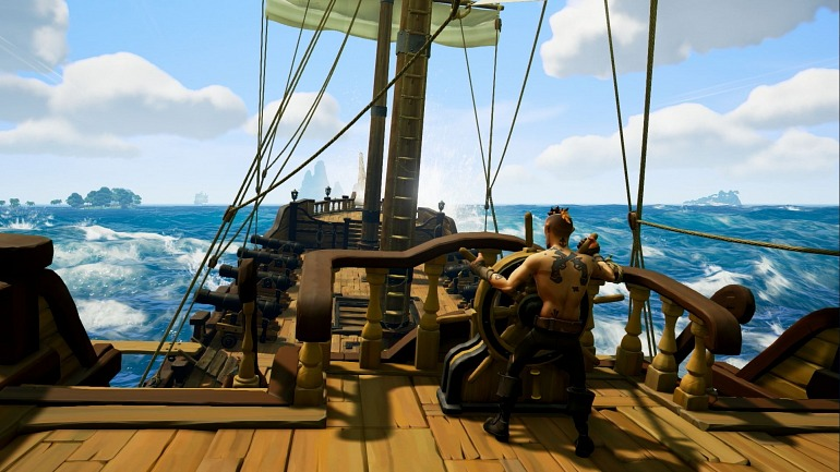 Sea of Thieves ha supuesto un cambio importante para Rare