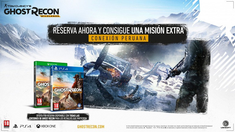 Imagen de Tom Clancy's Ghost Recon Wildlands