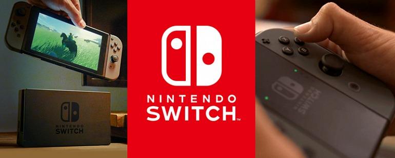 Una filtración sitúa la potencia de Nintendo Switch por debajo de PS4