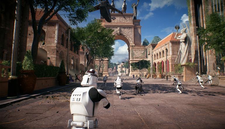 Star Wars: Battlefront 2 alarga su beta pública hasta el miércoles