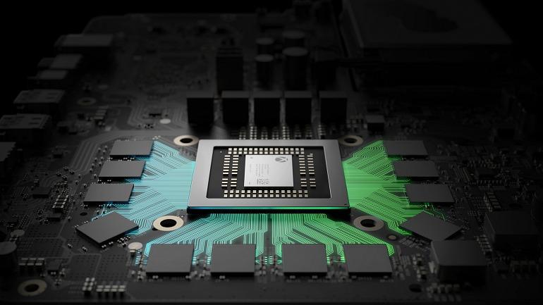 """En Microsoft están """"realmente orgullosos"""" del diseño de Scorpio"""