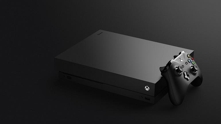 Xbox One X comienza a agotarse en algunos comercios