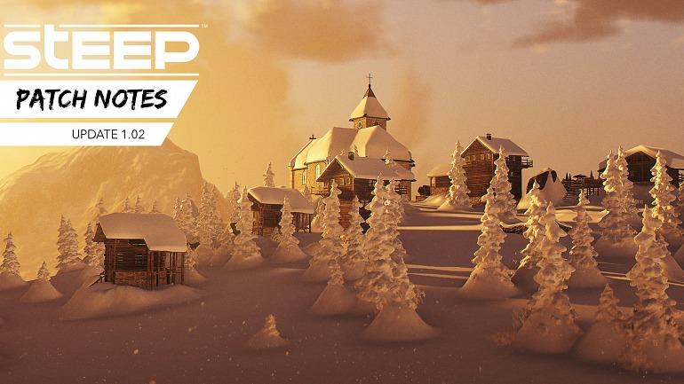 La primera actualización de Steep llegará antes de Navidad