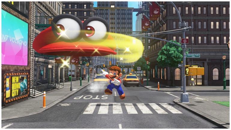 Super Mario Odyssey recibe una puntuación casi perfecta en Famitsu
