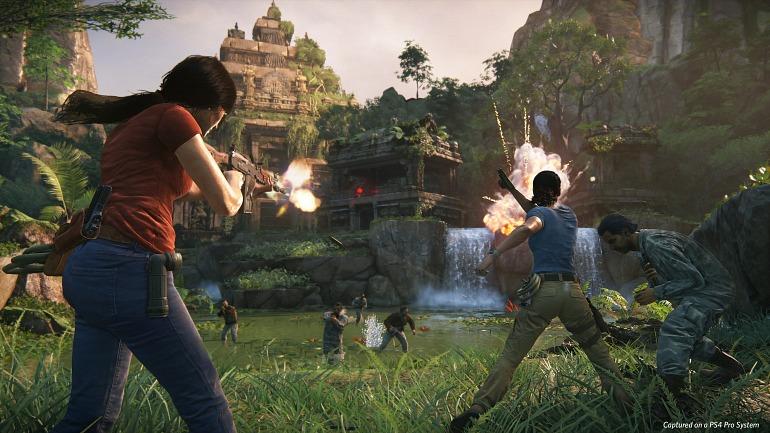 Top España: Uncharted The Lost Legacy es el juego más vendido de agosto