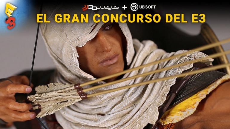 Gana una edición coleccionista de Assassin's Creed Origins valorada en 150€