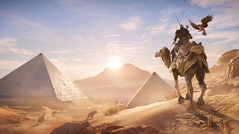 """Assassin's Creed: Origins: """"No creemos que el tamaño importe"""""""