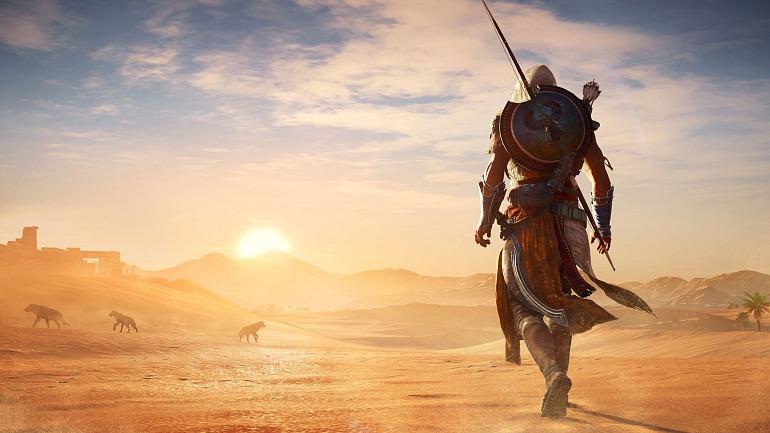 Assassin's Creed Origins: Bayek representa la historia de Egipto