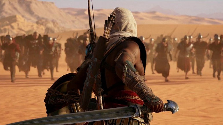 Assassin's Creed: Origins concreta sus mejoras gráficas en Xbox One X