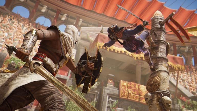 Guía para conseguir todas las espadas legendarias de Assassin's Creed Origins