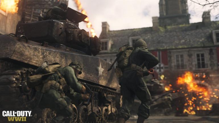 No habrá esvásticas en el multijugador de COD WWII