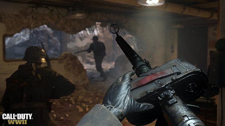 Call of Duty WW2 contará con resolución 4K en Xbox One X