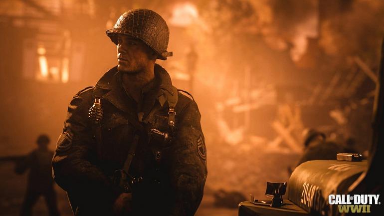 Sledgehammer retrasa las microtransacciones en Call of Duty: WW2
