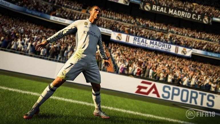 FIFA 18: La versión PC recibe mejoras y correcciones con un parche