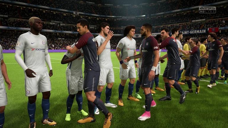 Top UK: Sombras de Guerra y TEW 2 no logran descoronar a FIFA 18
