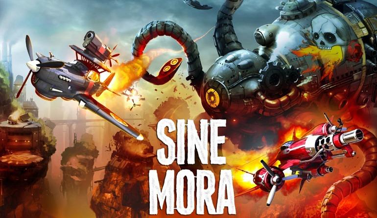 THQ Nordic anuncia Sine Mora EX para PC, Xbox One y PS4