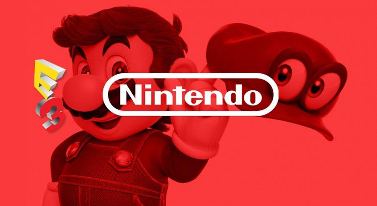 E3 2017: Sigue en directo la conferencia de Nintendo