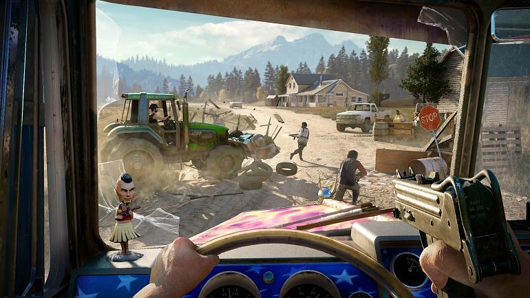 Far Cry 5: el jugador invitado al cooperativo no avanzará en su historia