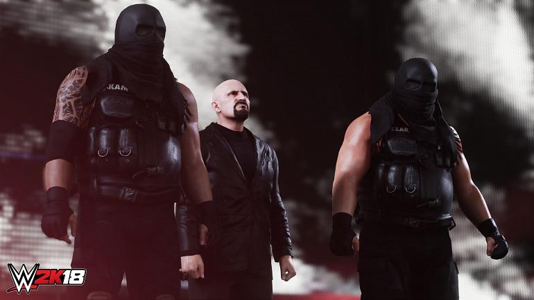 Nuevos luchadores confirman su presencia en WWE 2K18