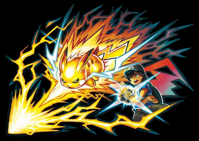 Pokémon Ultrasol / Ultraluna: Consigue los Cristales Z de evento