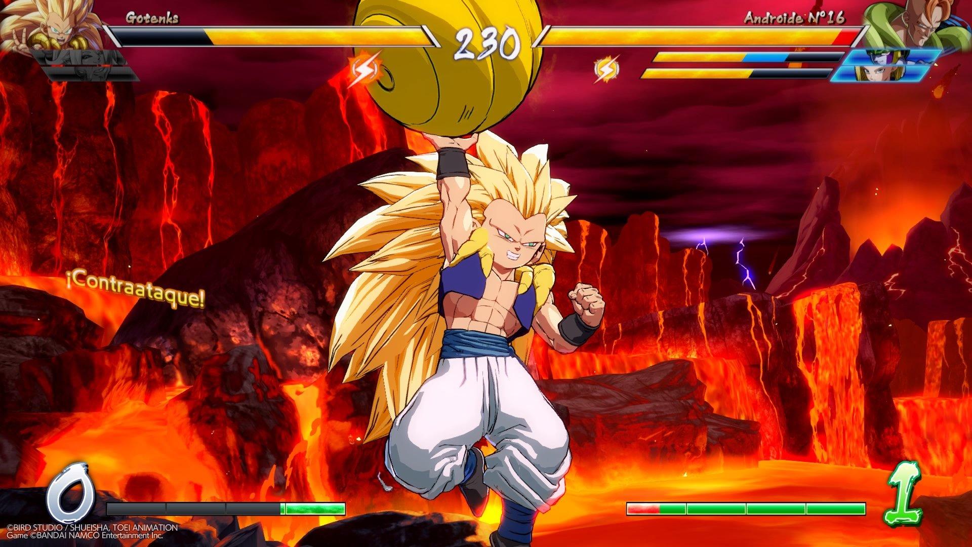 Dragon Ball Fighter Z [PS4][4,2GB][EUR][PKG][MEGA-1FICHIER-UPTOBOX