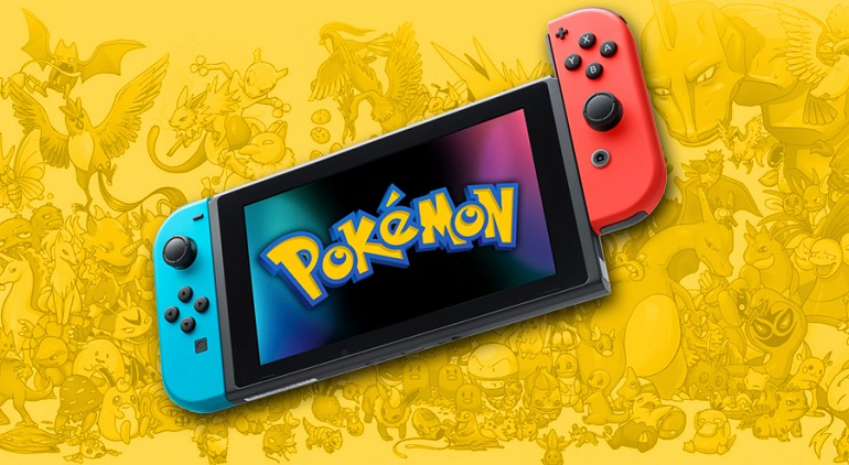 Pokémon RPG (Switch)