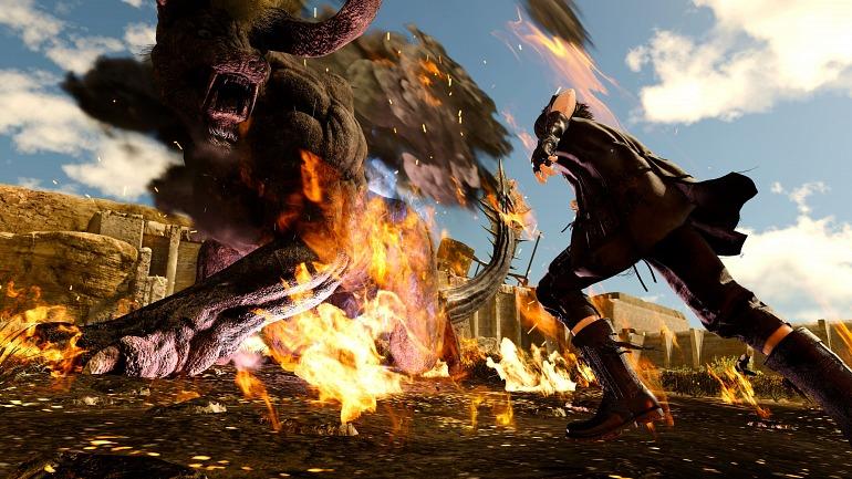 El próximo Final Fantasy podría apostar también por los mundos abiertos